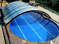Pool roofing